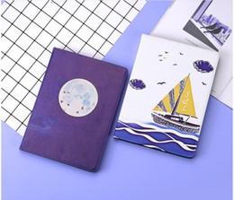 capa de dobramento floral mini ipad Desconto 2019 livro de design estilo pad case para ipad mini 2 3 4 5 suporte de couro artificial case 9.7 polegadas ipad pro air 2 capas dobráveis shell