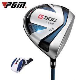 Madeira r on-line-PGM Golf Club Homens Titanium Gold No. 1 Homens De Madeira Começando A Aprender Ferramentas De Bola