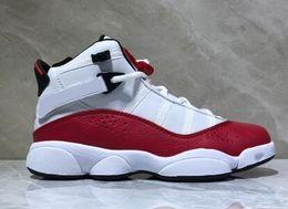 2019 buona pallacanestro per Personality mens 6 anelli scarpe da basket rimediate, buon prezzo negozi online per la vendita di stivali, scarpe da ginnastica sportive scarpe da ginnastica sconti buona pallacanestro per