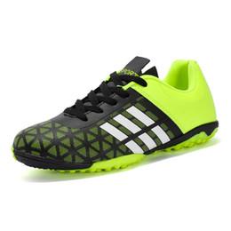Profesional Hombres Césped Zapatos de fútbol para interiores Calas Niños  Original Superfly futsal Botas de fútbol Zapatillas chaussure de foot tacos  de ... b2f75991c1250