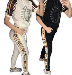 Tapas explosivas online-Nuevo traje de lujo de moda en Europa y en América cinta explosiva más vendida, perforación en caliente, ropa de ocio, traje de gorra