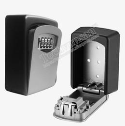 2019 лучшая коробка замок заводская розетка Бестселлер в комнате побега Алфавит Пароль Замок Коробка Настенный ключ от шифра Хранение Сейф дешево лучшая коробка замок