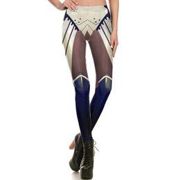 Canada KDK1682 Sexy Girl OW Jeu Mercy Angela Angel ailes Imprimé Élastique Mince Fitness Femmes Jogging Sport Yoga Leggings Pantalon Pantalon # 73767 cheap sexy women games Offre