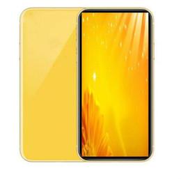 dji mavic pro accesorios Rebajas 6,5 pulgadas de pantalla HD + Todo GooPhone 11Pro Max 3G WCDMA Quad Core muestra de 16 GB + 512 GB Android 8.0 teléfono protector de pantalla de Android reloj inteligente