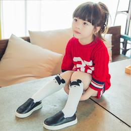 Totoro kids носки онлайн-милый ребенок унисекс мультфильм животных гетры высокий Тоторо панда Фокс печатных носок Фокс носки дети