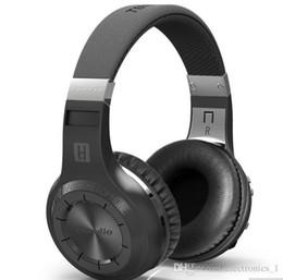 Микрофон для беспроводных микрофонов онлайн-Bluedio HT Беспроводные Bluetooth Наушники HIFI Super Bass Music Гарнитура Спортивные Наушники С Микрофоном Для Телефона ПК автомобиля