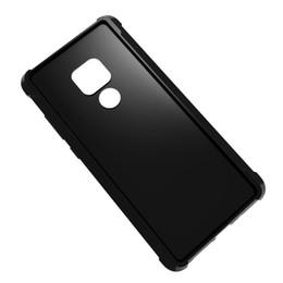 huawei y Rabatt TPU-Gehäuse mit Y-Drop-Proof-Nut für Huawei Mate 20