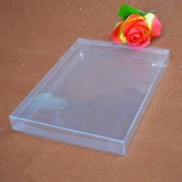 2019 mustermodellierung 20 teile / los Transparent PVC Verpackung box 20 Größen Kunststoff PVC Box für Handwerk / Kosmetik Geschenk Probe Spielzeug Modell Display Boxen günstig mustermodellierung