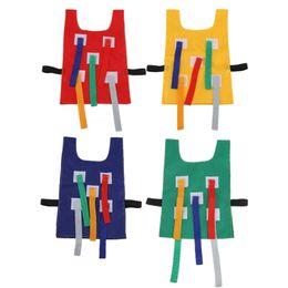 kindergarten kinder spiele Rabatt Kids School Pull Tails Spiele Aktivität Educational Kindergarten Ausrüstung Outdoor Sports Spielzeug für Kinder Kinder