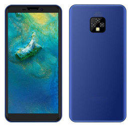 memory screen Promo Codes - 5.99Inch Screen Display Android Smartphone Mate 20Pro 512MB Ram 4G Rom Memory Card