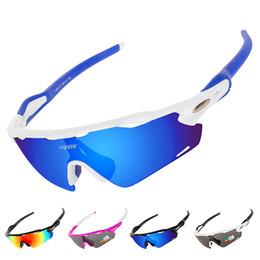 Ultraleichte UV400 Sport-Sonnenbrille MTB-Straßenbrille Herren Damen Outdoor-Reitbrille Günstige DH BAT FOX Brille 4 von Fabrikanten
