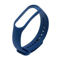 Фитнес-браслет M3 сменный браслет силиконовый материал для кожи браслет для M3 умный браслет, приемлемая смешанная партия cheap material mix от Поставщики смесь материалов