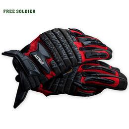 handschuhtelefon Rabatt FREE SOLDIER Outdoor Camping taktische Touchscreen-Handschuhe für Männer mit widerstandsfähigen Handschuhen für Handy-Tablet-Pads