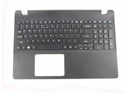 Teclados de laptop acer on-line-Nova marca e original para o aspire e 15 e1 ES1-512 laptop preto maiúsculas palmrest teclado