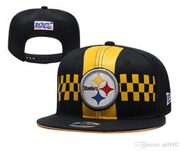 Chapeau ajusté d'or en Ligne-Steelers New 2019 Draft officiel Chapeau ajusté 59FIFTY Noir Team Classic 39THIRTY Chapeau noir Flex gris Omaha Casquettes