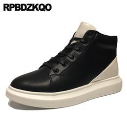 ata el hip hop nuevo negro 2018 street style high top hombre zapatos marca  casual creepers skate diseñador zapatillas de deporte entrenadores blanco 6d7dfdbd4ac