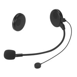 Yeni Motosiklet Kask Bluetooth Kulaklık Kablosuz Kulaklık Çift Stereo Hoparlör-El ücretsiz telefon için Mic Kulaklık araba nereden