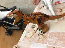 Оригинал Мир Юрского периода строительства Тиранозавр блокам Jurrassic парк 4 динозавр кирпичи игрушки цифры совместимый с кирпичами от