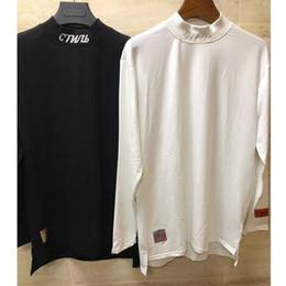 хип-хоп футболка китайская Скидка Весна новый цапля Престон футболки китайский стиль вышивки Мужчины Женщины 1h: 1 Высокое качество цапля Престон футболка хип-хоп футболка