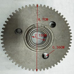 GY6 Starter Clutch and gears 20 Spraqs design for Motorcycle Go Cart Scooter
