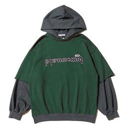 2019 hoodie russo Gosha Rubchinskiy Mens Designer Hoodies Das Mulheres Dos Homens Casuais Camisola Russo Bordado Mens Designer Hip Hop Hoodies hoodie russo barato
