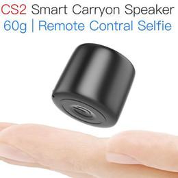 Venta caliente del altavoz elegante de JAKCOM CS2 en mini altavoces como la cámara inalámbrica nascar de los dobleces de la cuchara de papel desde fabricantes