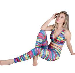 Pantaloni yoga stampa digitale online-Pantaloni da yoga da donna Sexy Heart Digital Printing Leggings da yoga da donna 3D Gym Tights Push Up Pantaloni sportivi Legging Fitness