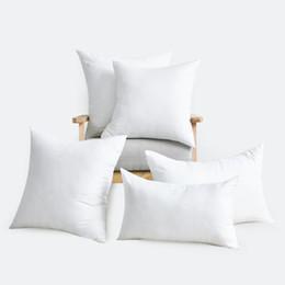 2019 набивка ткани Sanding Cloth Pillow Cushion Pillow Core Custom Three-dimensional Pp Cotton Filled Full Elastic Good Vacuum Compression дешево набивка ткани
