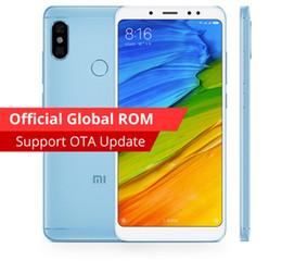 Argentina Original Xiaomi Redmi Note 5 4GB RAM 64GB ROM Teléfono móvil Snapdragon 636 Octa Core 5.99