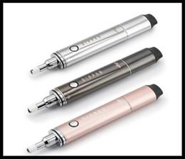 E fume des mods en Ligne-cire fumer vape stylo mod kit de démarrage quartz ongles en céramique pointe dipper jauge concentré de cire vaporisateur trempage cire fumer e cigarette