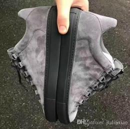 Superestrelas de beisebol on-line-Marca designer de moda masculina de couro de alta qualidade tênis de cano alto homens tênis de beisebol corredores de corrida superstars sapatos