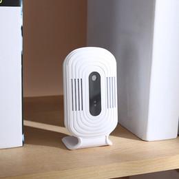 gaz d'air Promotion Portable WIFI CO2 HCHO TVOC Testeur d'analyse de la qualité de l'air Détecteur de gaz Capteur Température Humidité Moniteur Détecteur de la qualité de l'air