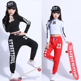 produits de qualité valeur formidable États Unis Vente en gros Style De Vêtements Filles Hip Hop 2019 en vrac ...