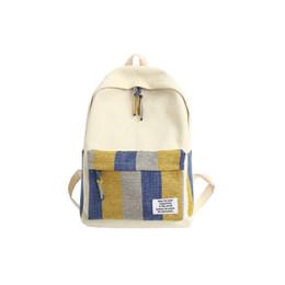 2019 lindas mochilas para mujeres universitarias Mochila casual para mujer Bolso de moda para mujer Mochilas escolares para niñas adolescentes de alta capacidad Colgante lindo Bolso de viaje universitario Bolso de viaje lindas mochilas para mujeres universitarias baratos