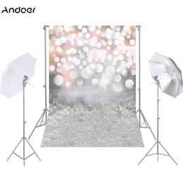 Canada Accessoires Andoer 1.5 * 2.1m / 5 * 7ft graphy Photo Background Backdrops Toile de fond Toile de fond numérique Imprimé Studio Photo Props 5 couleurs Offre