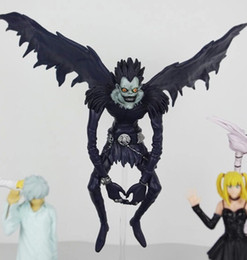 """Anime todesurteil online-Anime Death Note Ryuk Ryuuku 15 cm / 6 """"PVC Action Figure Spielzeug Lose Figur Sammlung Modell Neue Kinder Geschenk"""