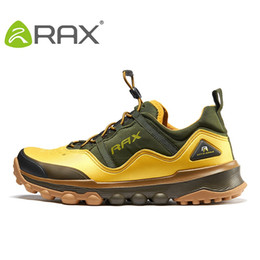 2019 bergspaziergänge RAX Outdoor Atmungsaktive Wanderschuhe Männer Leichte Walking Trekking Sneakers Frauen Rutschfeste Bergsteigen Schuhe Wasserdichte # 97115 rabatt bergspaziergänge