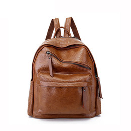 cb536c3696 2019 Selling Korean New Fashion Personality Little Fresh Mini Backpack  Female Wild Casual College Wind Travel Backpack Tide backpack korean  college style on ...