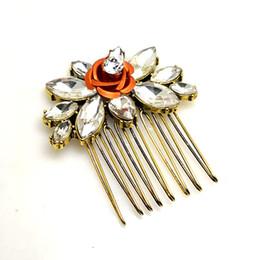 accessori di pettine di capelli vintage Sconti Accessori per capelli da sposa