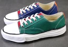 2019 zapatos casuales de moda MAISON MIHARA YASUHIRO x Nigel Caburn zapatillas deportivas, zapatos de moda casual para hombres y mujeres, cross country para hombre en lindas zapatillas de trail zapatos casuales de moda baratos
