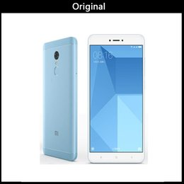 100% nuevo original Xiaomi Redmi Note 4X 4 X 3GB RAM 32GB ROM Smartphone Snapdragon 625 Octa Core 5.5