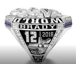 Atacado New England 2018 - 2019 temporada Patriot s anel Championship de Fornecedores de anel de atacado