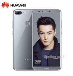 "2019 smartphone mtk Smartphone Huawei Honor 9 Lite 4 GB 64 GB globale Firmware 5,65 ""-Bildschirm 2160 * 1080Pix Android 8.0 4 Kameras 13MP Handy"