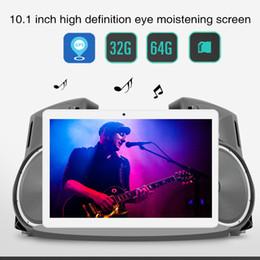NERLMIAY 2018 Nuovo Tablet Android 4.4 2 GB di RAM 32 GB ROM Multi-Touch Bluetooth Doppia SIM Card PC portatile di alta qualità da