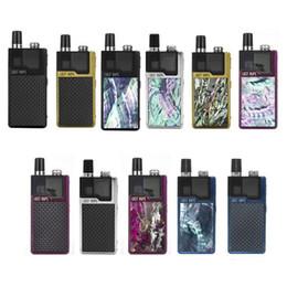 2019 nouvelle arrivée e cigarettes kit Authentique Lostvape Orion DNA Go Kit de démarrage avec cartouche POD Vape 2ml Bataille 950 mAh Boîte 40 W Mod Lost Vape DHL Gratuit