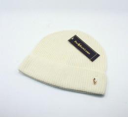 Franja de veludo on-line-Mens designer chapéus capô gorro de inverno de lã tricotada chapéu além de gorro de veludo skullies Mais Grosso máscara Fringe gorros para homens