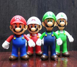 2019 porte de la boîte 7 style New Mario Bros. Odyssey Collection En Plastique PVC Action Figure Cadeau Jouets Pour Enfant