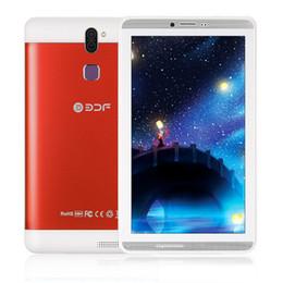 2019 mini pc octa 2018 Nuovi tablet 7 pollici Android 6.0 Tablet PC 3G Sim Phone Call 1024 * 600 Schermo Quad Core 1GB / 16GB Flash incorporato all'interno del tablet