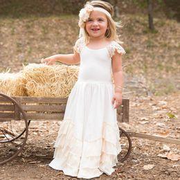 красные белые полосатые дети платье Скидка Дети Полного платья Женского 2019 Принцесса Xia Юбка Пушистых пряжи Девушка Чистая Пряжа платье