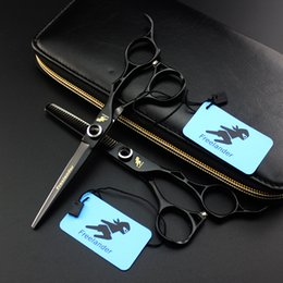 2019 ножницы для стрижки волос 6 дюймов Ножницы волос Профессиональной Парикмахерские парикмахерский Styling Tool Regular Flat Лезвие правая рука стрижка Scissor